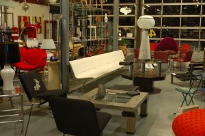 De Vreugde Design & Collectables warehouse, located in Wilnis, the Netherlands