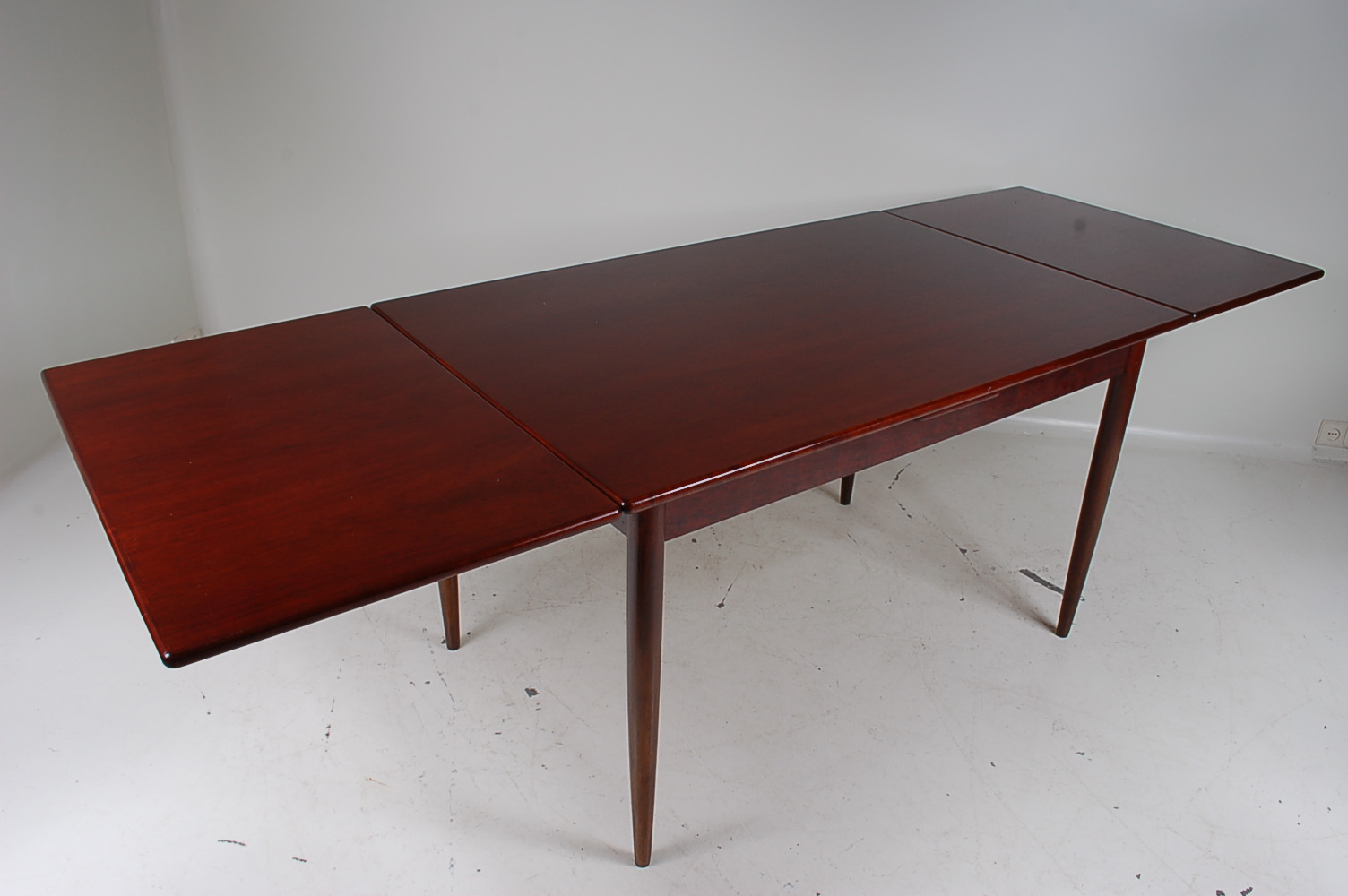 1960s Scandinavian style dining table - De Vreugde Design