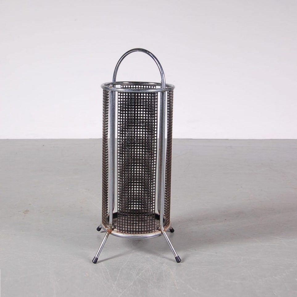 1950s Metal umbrella stand