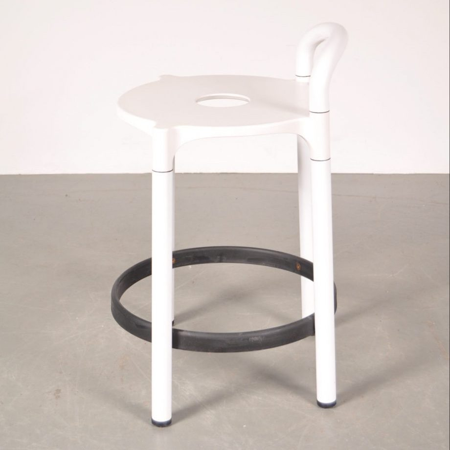 1970s italian plastic bar stool - de vreugde design 1970s Bar Stools
