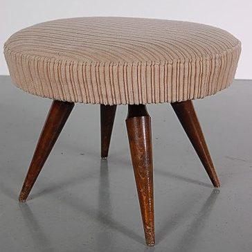1950s Italian stool
