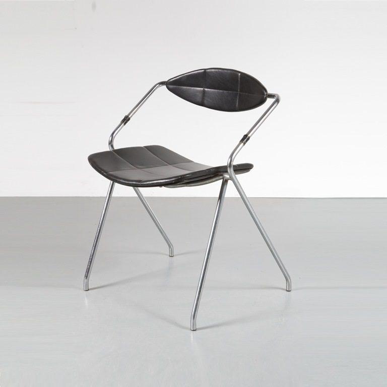 steiner desk chair germany vintage design retro