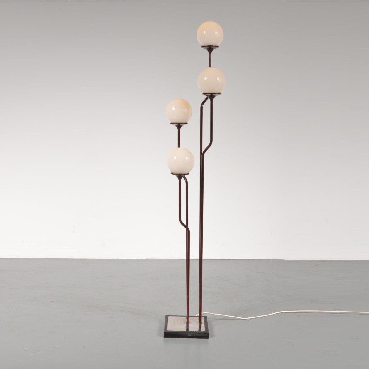 1960s Floor lamp by Goffredo Reggiani, Italy