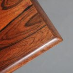 18091 (522) m22960 1960s Beautiful rosewooden rectangular coffee table Denmark