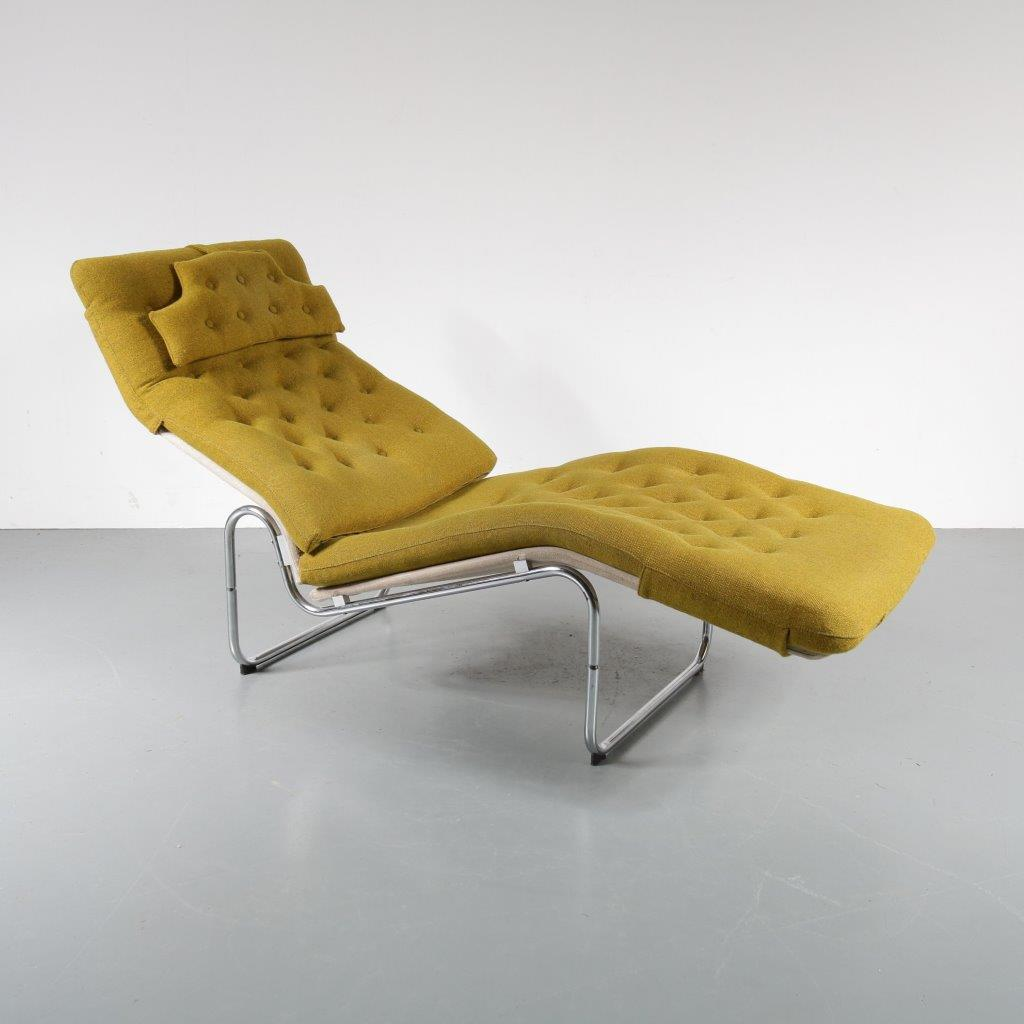 1970's Swedish lounge chair Kroken by Christen Blomquist for Ikea