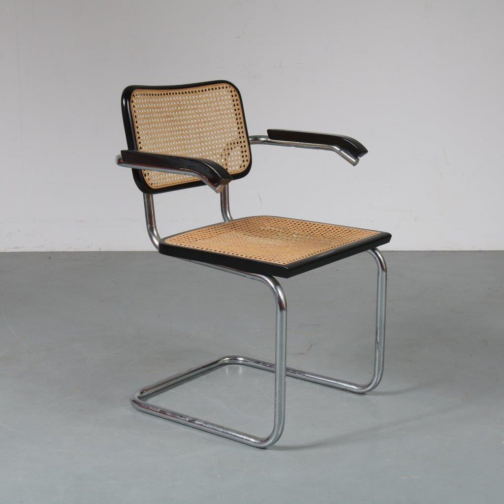 Miraculous 1901 3 130 1970S Cesca Dining Chair In Chrome Plated Pdpeps Interior Chair Design Pdpepsorg