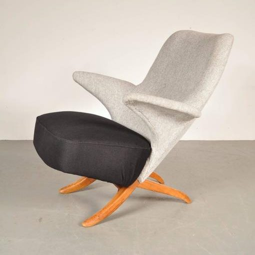 1957 Penguin Chair by Theo Ruth for Artifort produced in The Netherlands (1)