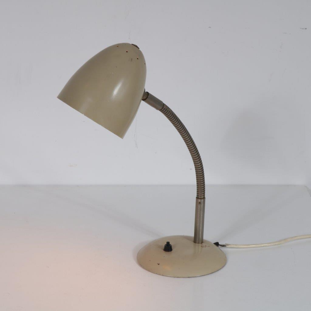 L4268 1950s Dutch desk lamp Hala Netherlands