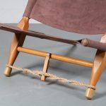 m22642 1960s Saw lounge chair Ole Gjerløv-Knudsen Cado / Denmark