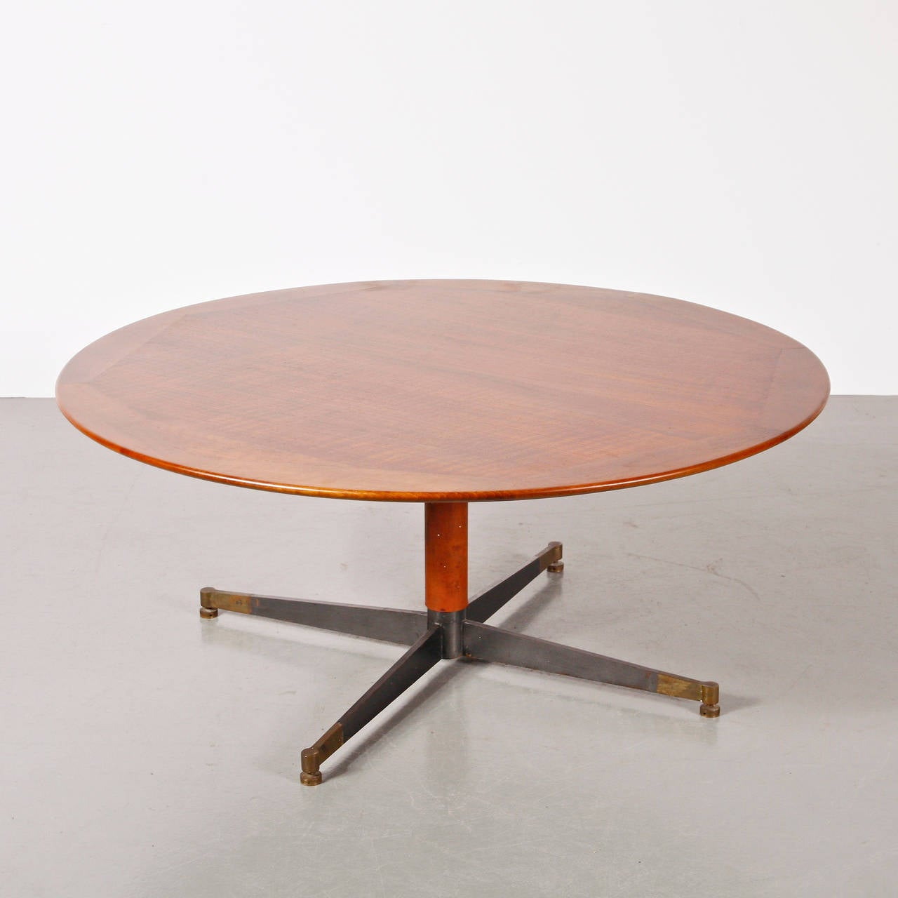 1950s Jacques Adnet Coffee TableProduced in France