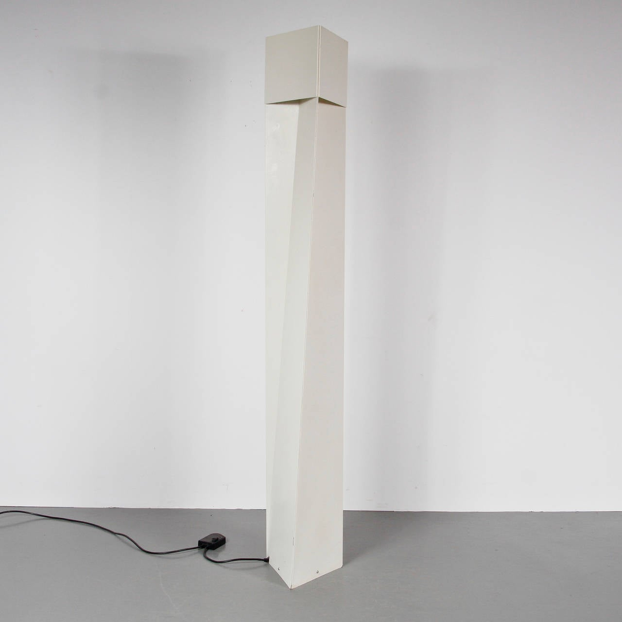 Mart van Schijndel Sculptural Floor Lamp for Martech 2