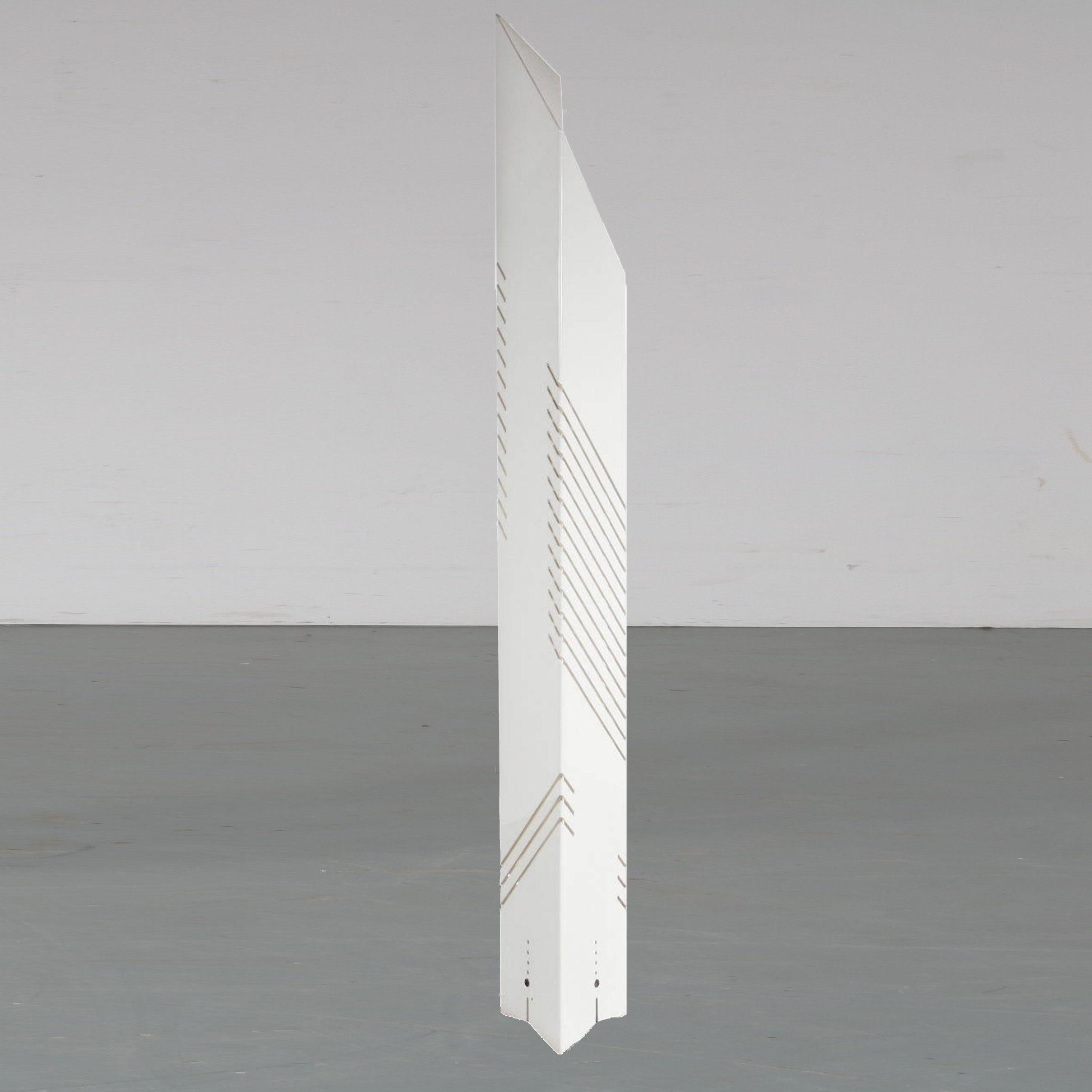 Rare Large Tronconi Floor Lamp, circa 1970 0