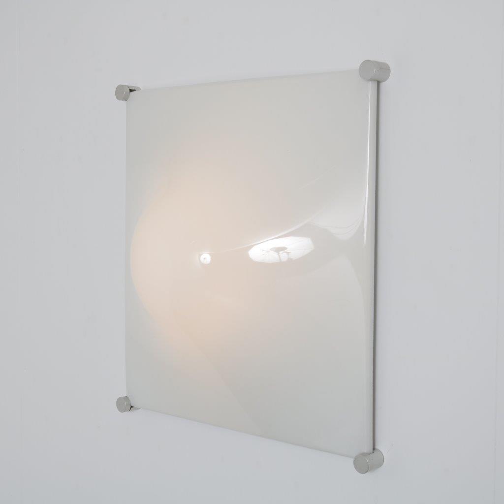L4261 1960s Italian ceiling lamp model Bolla Elio Martinelli Martinelli / Italy