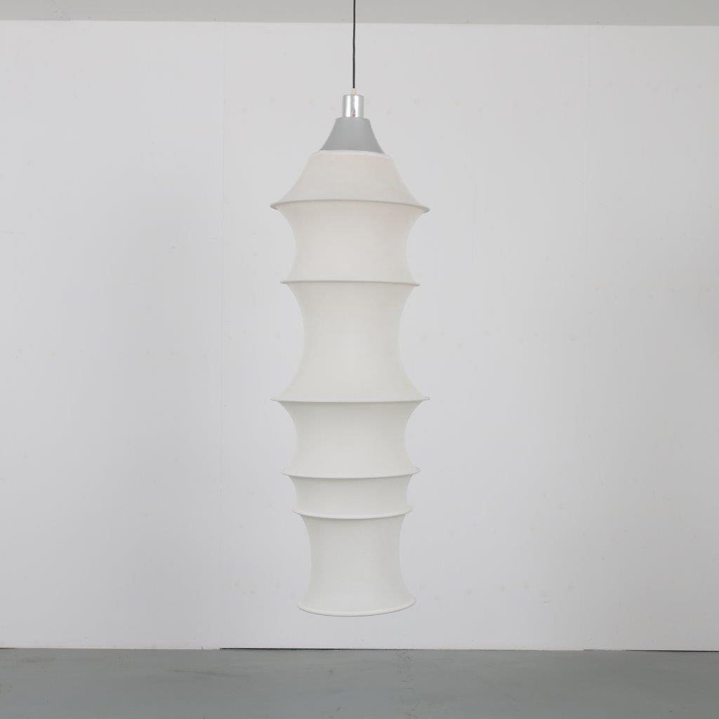 "L4436 1960s ""Falkland"" hanging lamp Bruno Munari Danese / Italy"