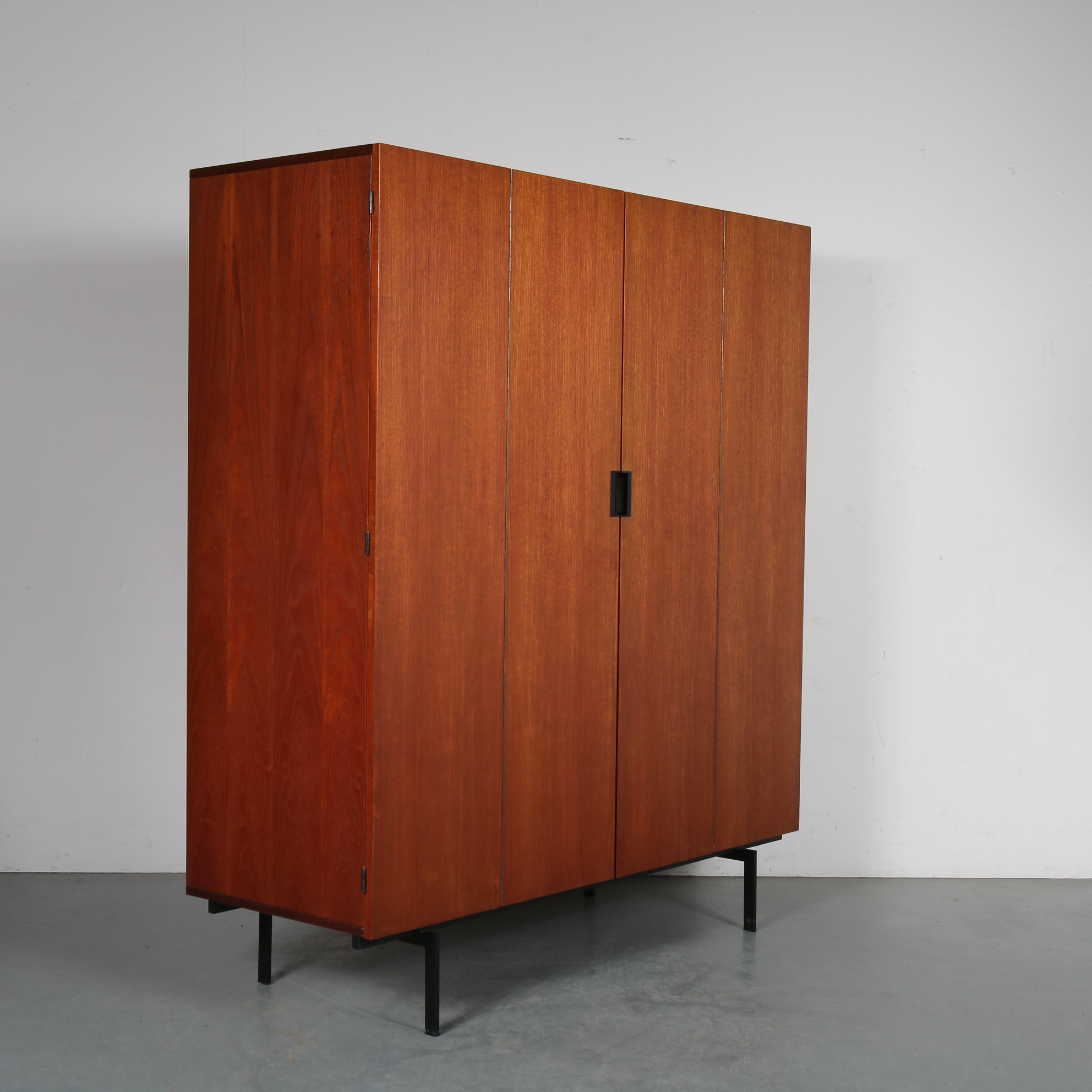 m23795 1950s Wardrobe from the Japanese series Cees Braakman Pastoe / Netherlands