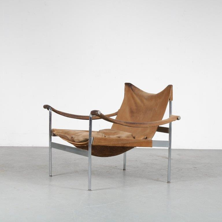 INC83 1970s lounge chair Hans Konecke Tecta Germany