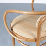 m24922 Bentwooden dining chairs by Thonet, France 1960