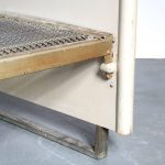 m25462 1930s 3-Door wardrobe + 2 night stands and 1 single bed Elmar Berkovich Metz & Co / Netherlands